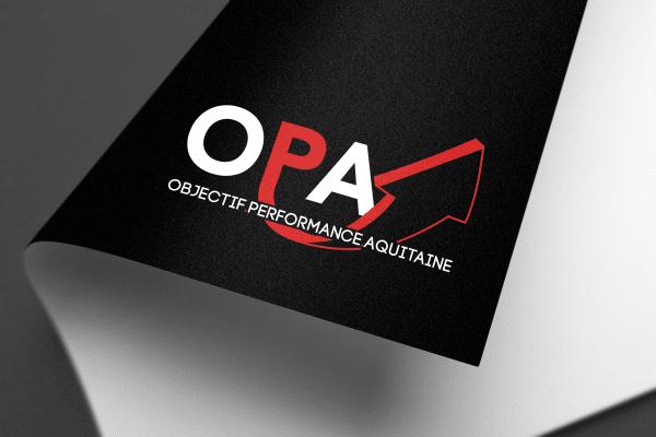 Agence Graphics Creation Logo Opac Landes Pau Bayonne Trabes France Entreprise Aquitaine Gironde