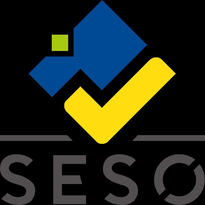 Réalisations enseigne vitrine Seso par Agence graphics