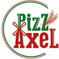 PIZZA AXEL LOGO COVERING LANDES MONT DE MARSAN