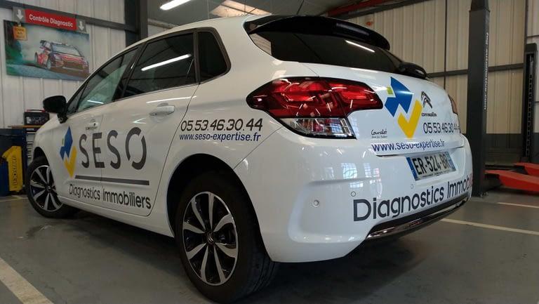Agence Graphics Marquage Vehicule Decoration Lettrage Logo Landes Dax Bayonne Mont De Marsan Pau Agen Auch Aire Sur Adour